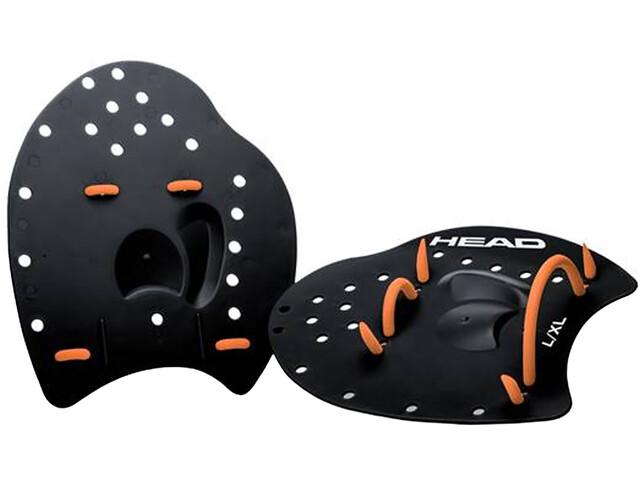 Head Flat Paddles black